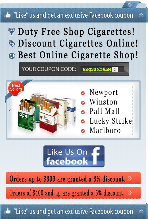 Buy Bond cigarettes in New York