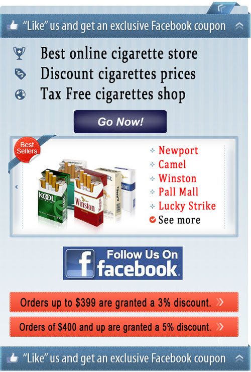 Buy Australia cigarettes President USA